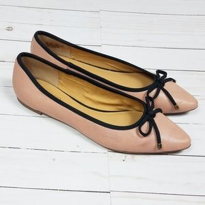 Franco Sarto Avice Pointed Ballet Flats